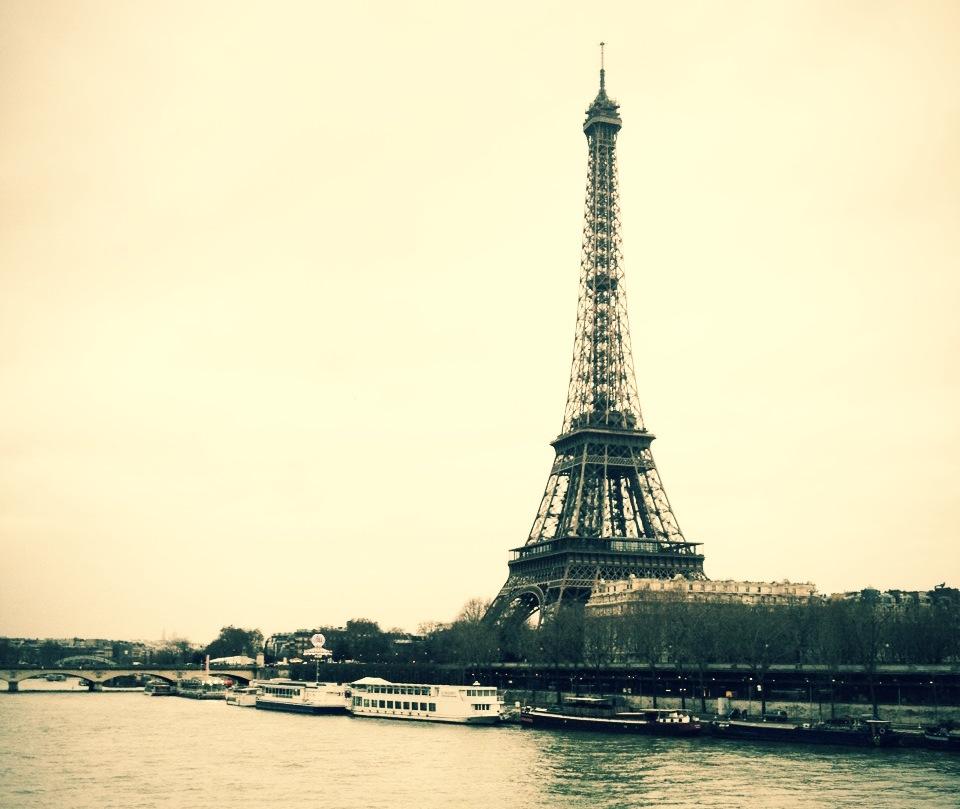 Je t'aime Paris, mais j'ai décidé de te quitter