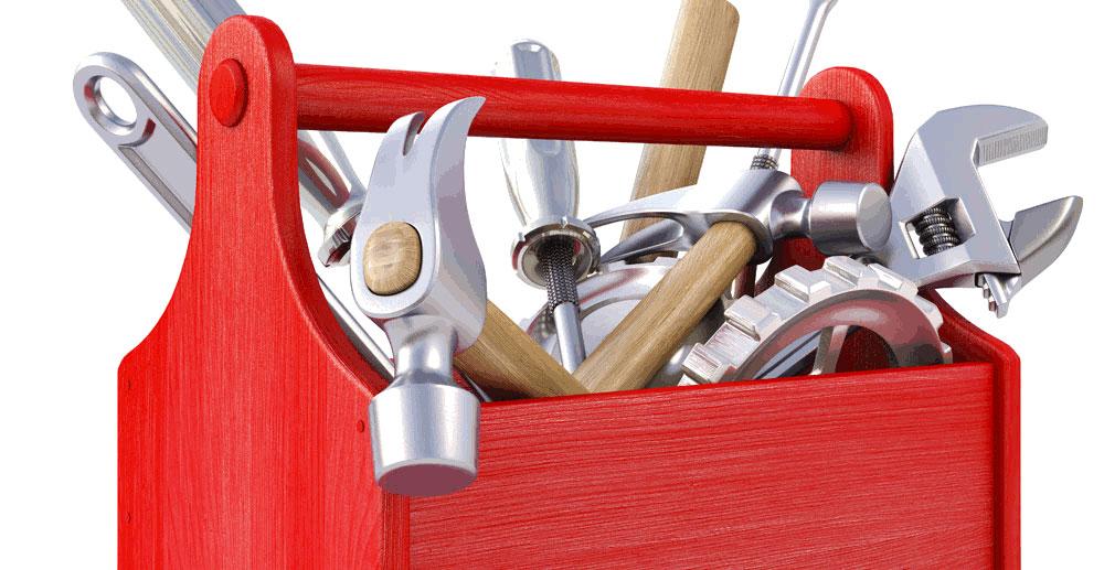 Vie Pratique : boite à outils