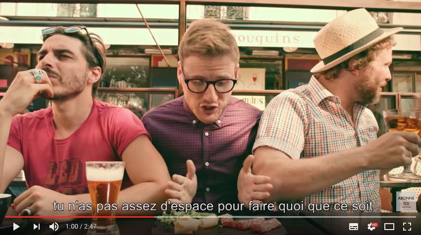 Parodie de Paris : What The Fuck France !
