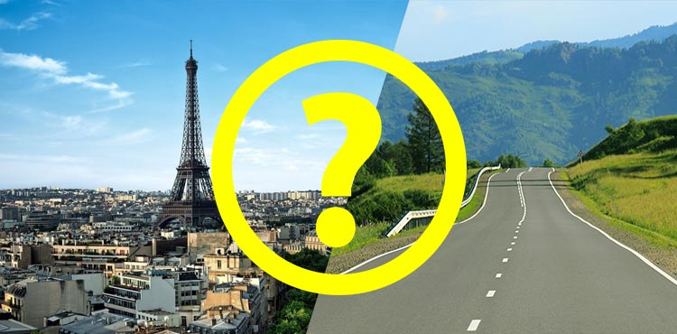 quiz paris vs province