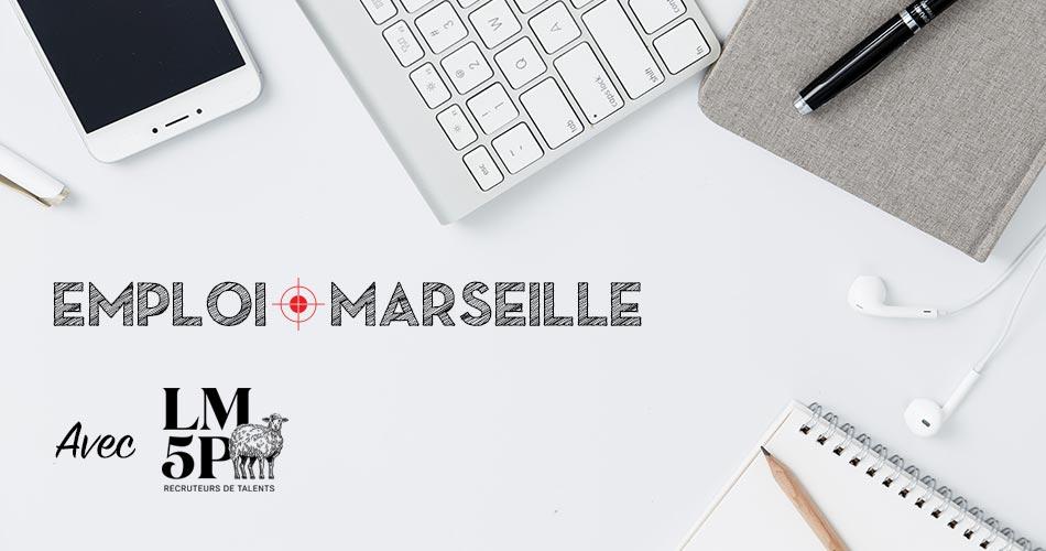 Trouver un emploi à Marseille : interview des fondateurs du cabinet de recrutement LM5P