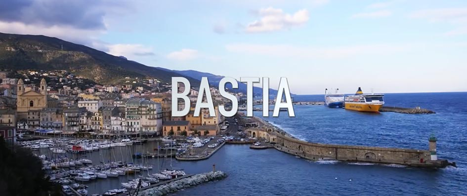 Hexagone #1 : la ville de Bastia