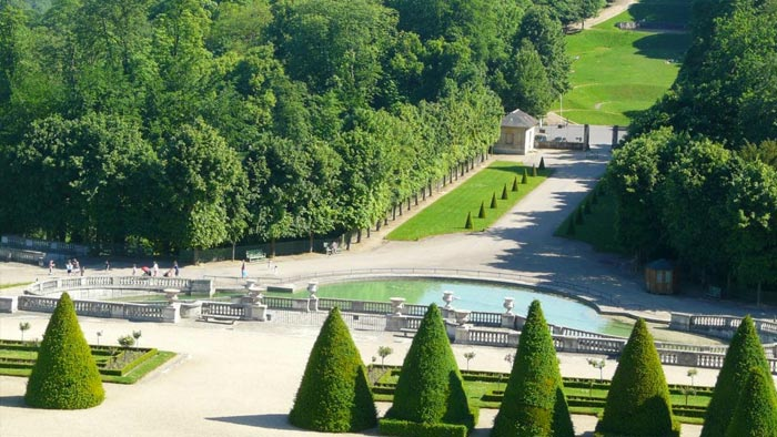 parc de saint cloud paris