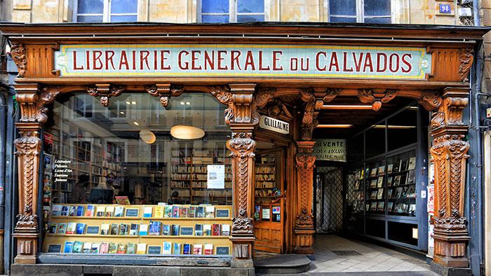 librairie de caen