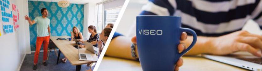 Nouvelle dynamique de carrière à Paris ou en région : rendez-vous chez VISEO le 14 mars !