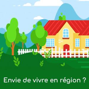 Quitter Paris pour Vivre en Région