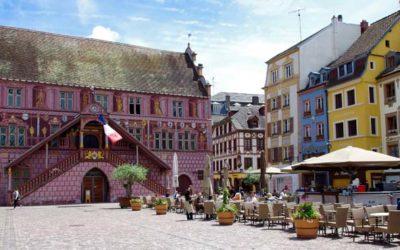 Partir s'installer dans la ville de Mulhouse