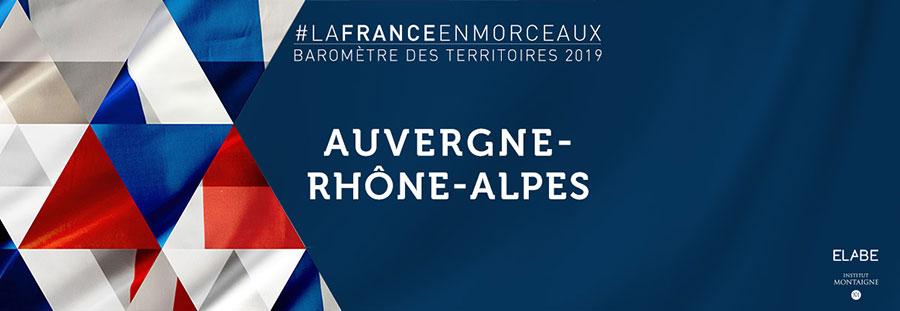 Baromètre Auvergne-Rhône-Alpes : dynamisme et qualité de vie