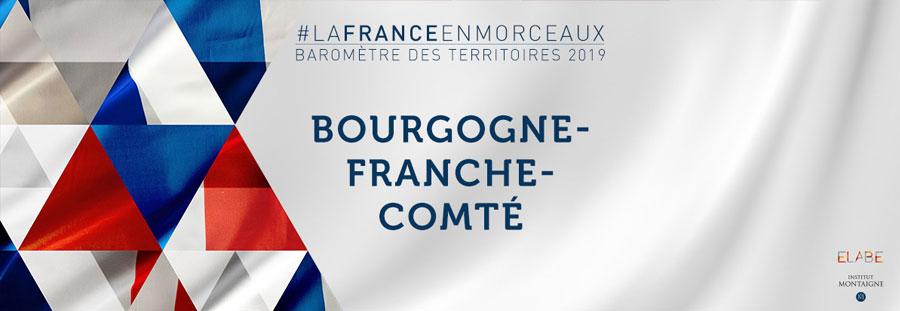 Baromètre Bourgogne-Franche-Comté : bon cadre de vie, pessimisme ambiant