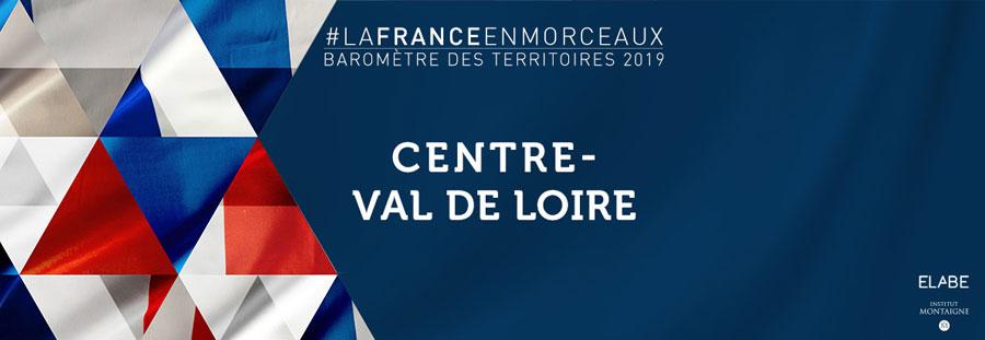Baromètre Centre-Val de Loire : du pessimisme et de la défiance