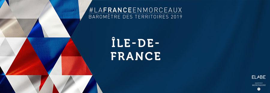 Baromètre Paris / Ile-de-France : Territoire d'opportunités et de passage