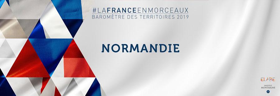 Baromètre Normandie : vie douce, quotidien dur