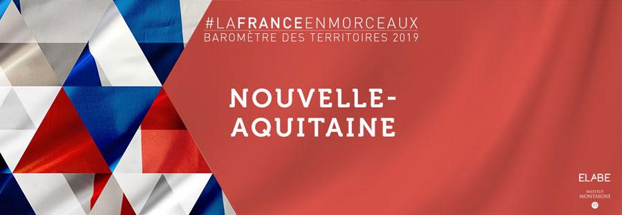 Baromètre Nouvelle Aquitaine : fort attachement au territoire mais des inégalités
