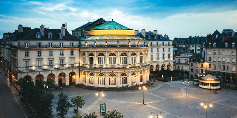Rennes, une ville à découvrir pour votre séminaire d'entreprise