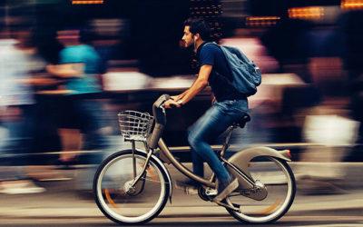 Se déplacer en vélo en région
