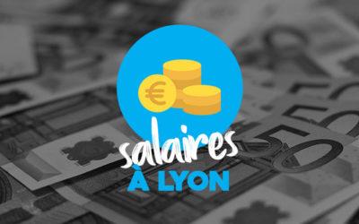 Emplois & salaires à Lyon