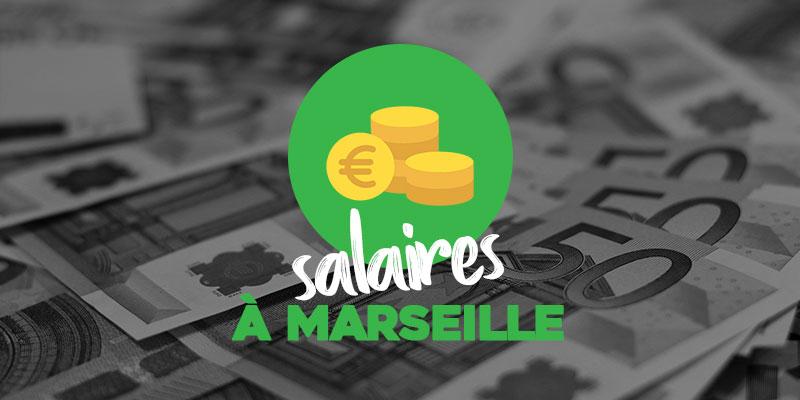 L'emploi & les salaires à Marseille