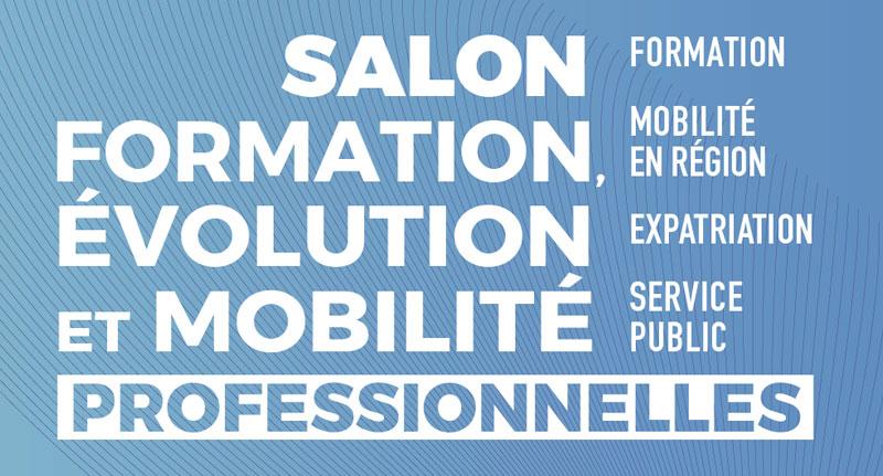 salon du travail mobilité professionnelle 2021